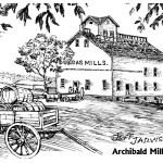Dundas, MN Grist Mill - Archibald by Jeff Jarvis