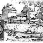 Morristown, MN Flour Mill - Big Diamond by Jeff Jarvis