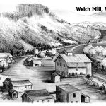 Welch, MN Flour Mills by Jeff Jarvis